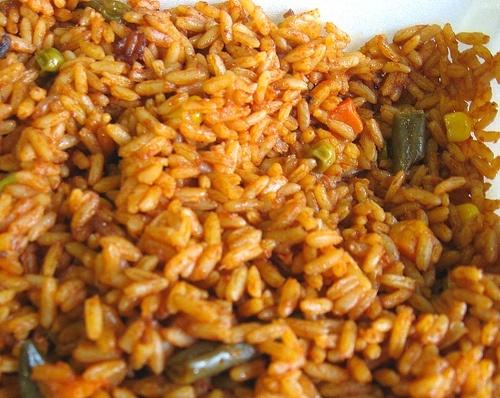 Jollof Rice - Nigeria, West Africa | Side Dish | Pinterest