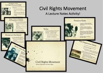 civil rights notes