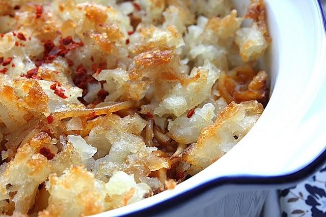 Tuna Casserole with Crispy Hash Browns | Recipes | Pinterest