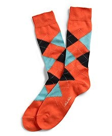 Fun socks, Brooks Brothers
