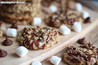 Award Winning Cookies . . . Monster Marshmallow Cookies