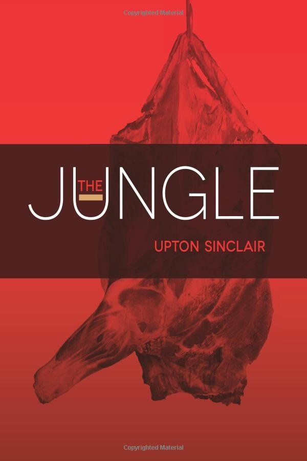 the jungle by upton sinclair bookworm pinterest