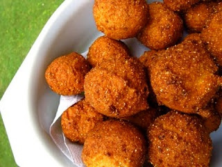 Gluten Free Hush Puppies | Food Allergy Survival Kit | Pinterest