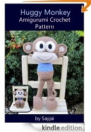 AMIGURUMI MONKEY PATTERN CROCHET Crochet Patterns Only