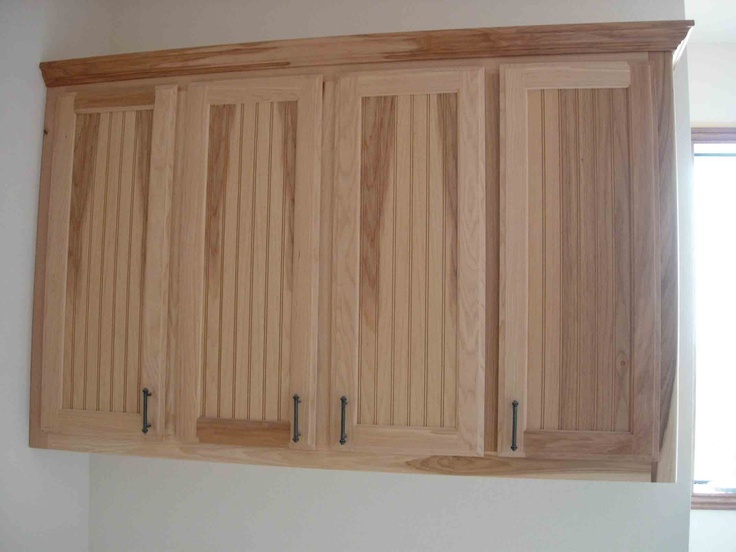 Beadboard cabinet doors home makeover pinterest for Beadboard kitchen cabinets