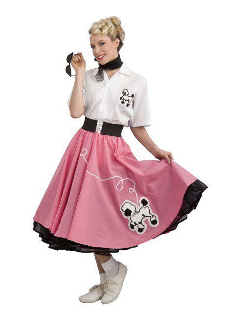 1950s fashion women poodle skirts wwwimgkidcom the