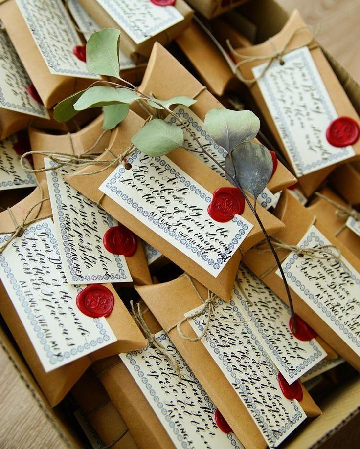 Сургуч упаковка подарков 47
