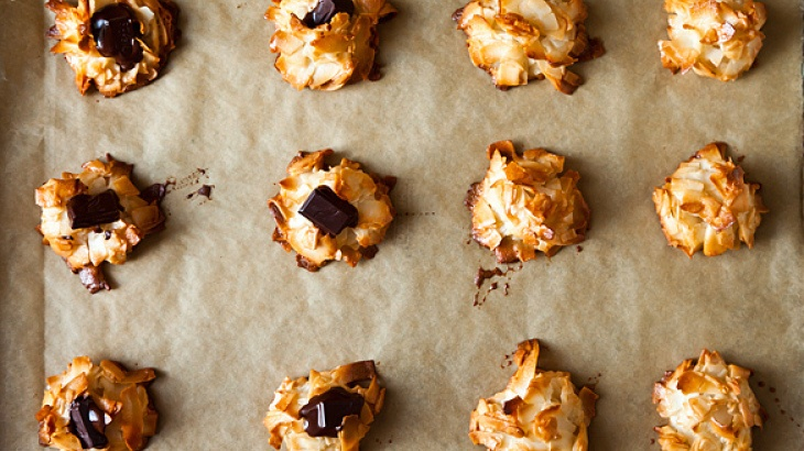 Alice Medrich's New Classic Coconut Macaroons Recipe ...