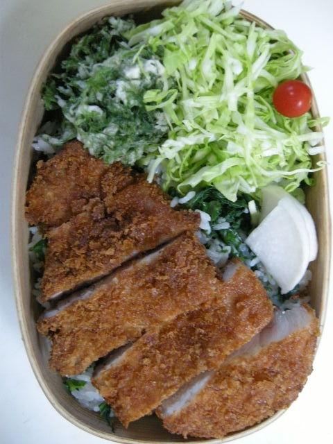 Japanese Tonkatsu (Breaded Pork Cutlet) Bento Lunch| とんカツ ...