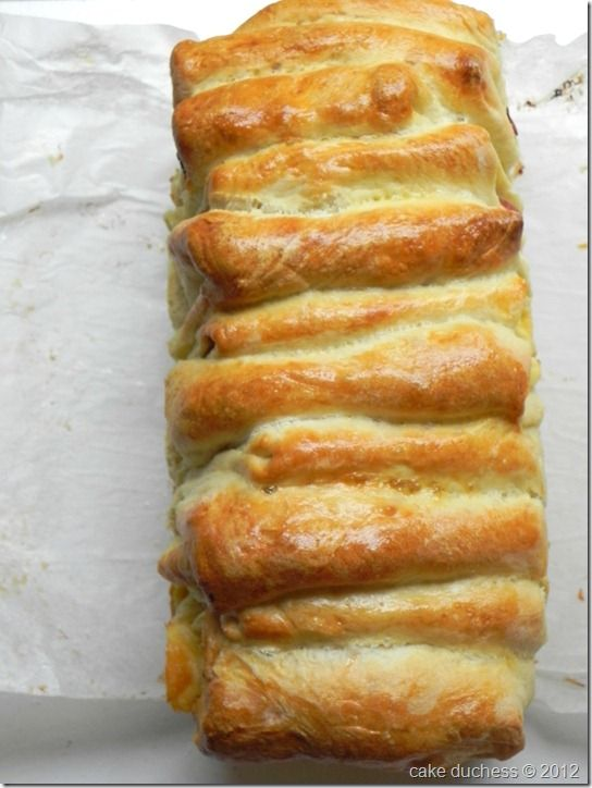 Pull Apart Cheese Bread | dinner | Pinterest