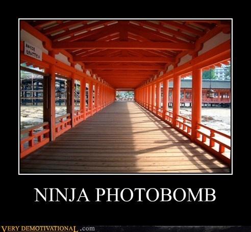 NINJAPHOTOBOMB  HEEHEE!