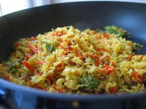 cabbage thoran.jpg | Recipe to-do list! | Pinterest