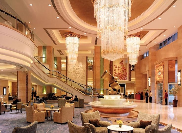The Harbour Grand Hotel In Hong Kong