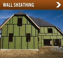 Zip system wall sheathing energy savings green for Green board exterior sheathing