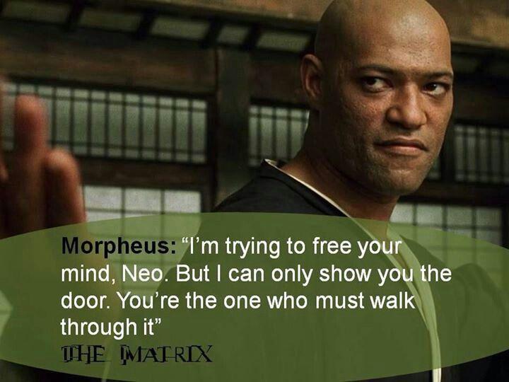 Quotes From The Matrix Morpheus. QuotesGram