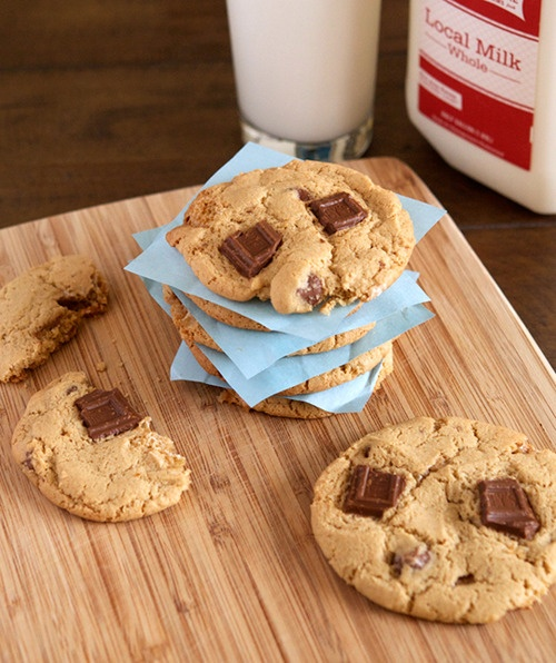 Whole Wheat S'more Cookies recipe | recipes | Pinterest