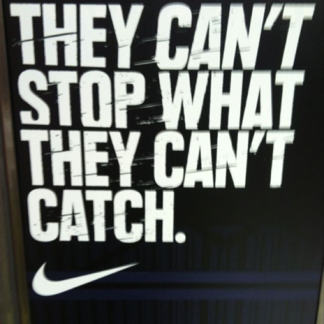 quotes about running nike quotesgram