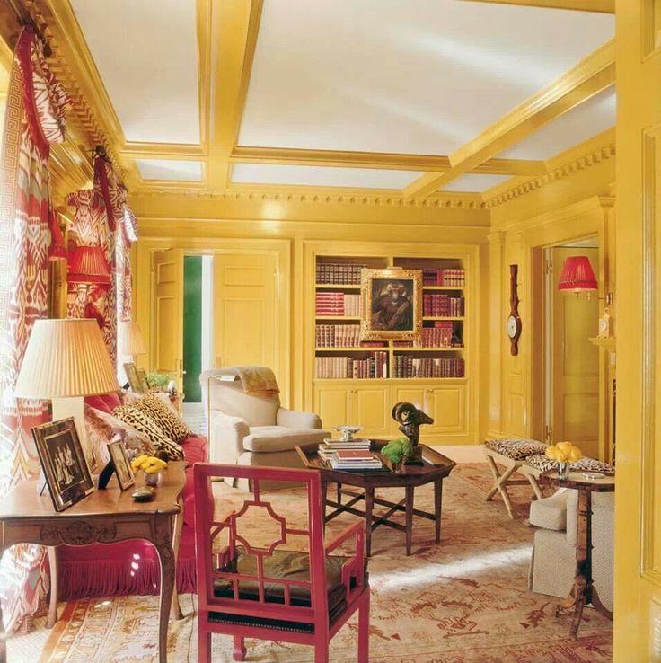 Cool Blue Interior Home Design Restaurant Interior Design Ideas