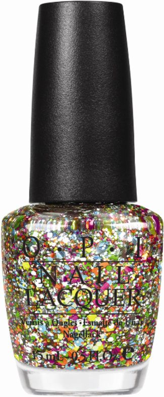 OPI November 2011 Rainbow Connection. Fun for the holidays!