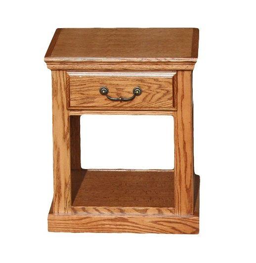light oak end tables interior decoration pinterest. Black Bedroom Furniture Sets. Home Design Ideas