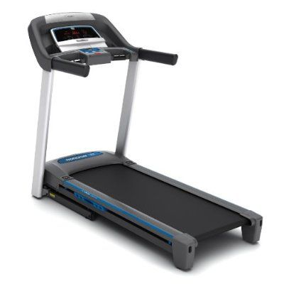 Horizon Fitness T101-3 Treadmill (2012 Model)