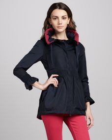 red valentino jacket with bow
