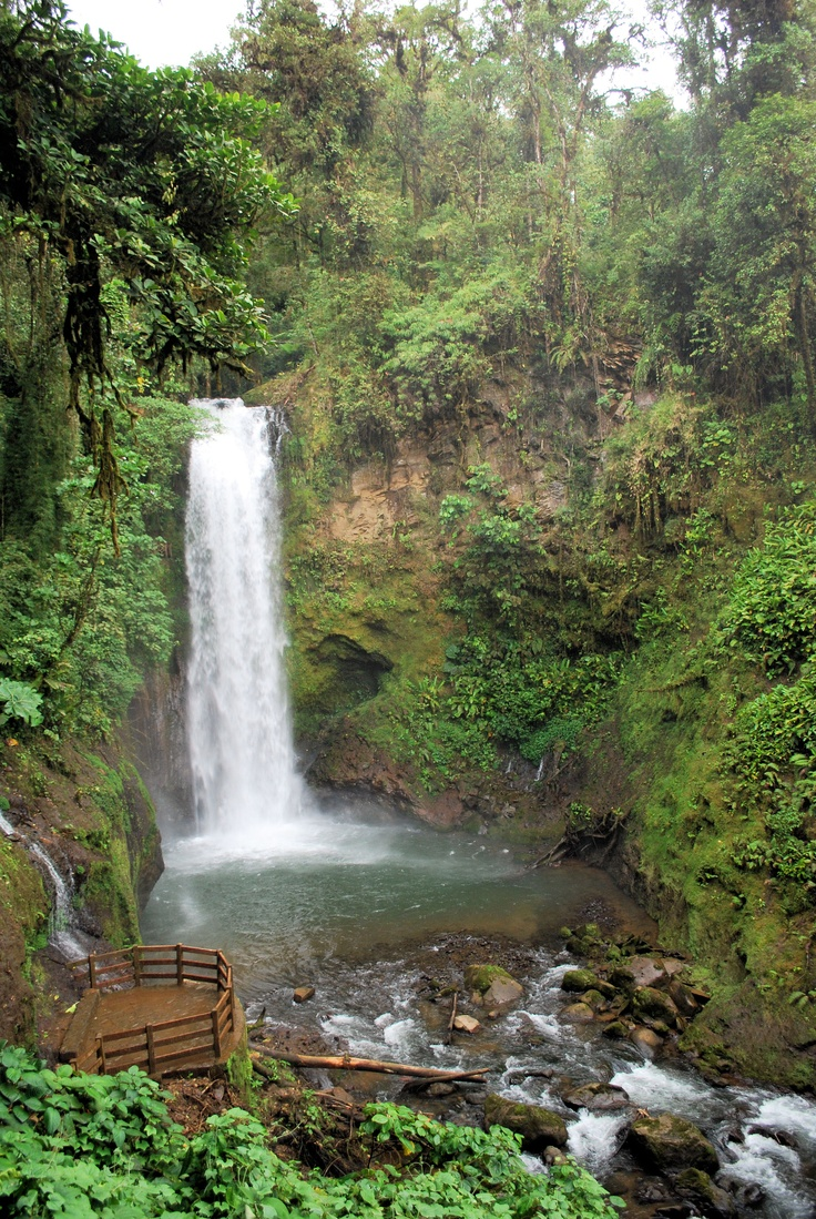 Waterfall Gardens La Paz Costa Rica Favorite Places Spaces Pi