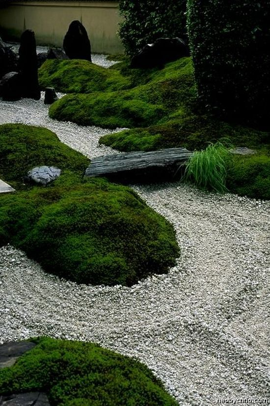 Japanese Rock Garden Japan Pinterest