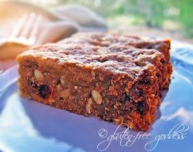 Gluten-Free Oatmeal-Quinoa Breakfast Bars. Fantastic! I played with ...