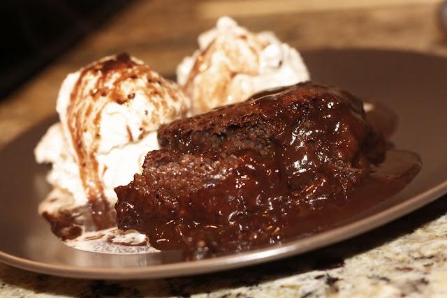 Homemade Toast: Hot Fudge Sundae Cake | For the Days you just feel li ...