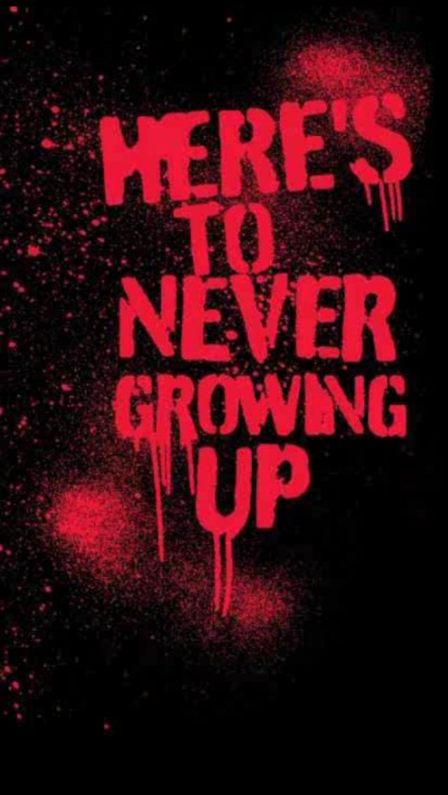heres never growing