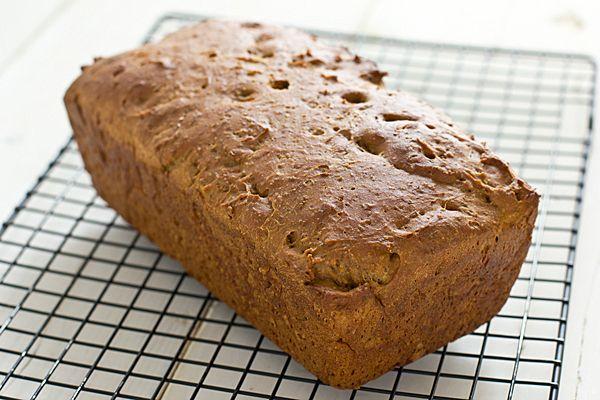 Super Easy No-Knead Whole Wheat Sandwich Bread | Recipe