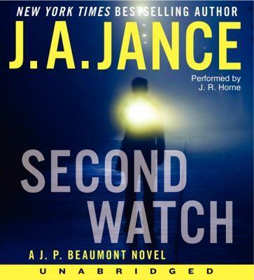 J.a. Jance Novels Second Watch [a...