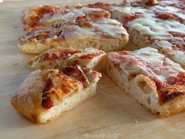 No knead pizza | Pizza | Pinterest