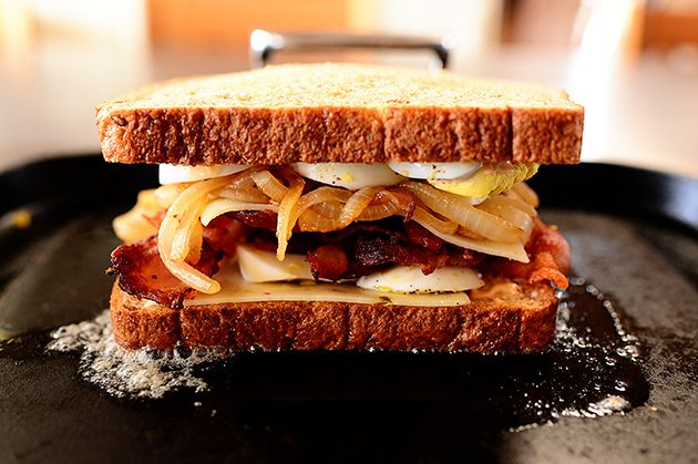 Ultimate Grilled Cheese Sandwich | The Pioneer Woman by Ree Drummond ...