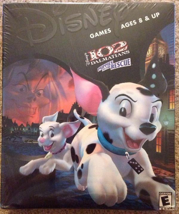 Disney's   Dalmatians: Puppies to the Rescue - Wikipedia