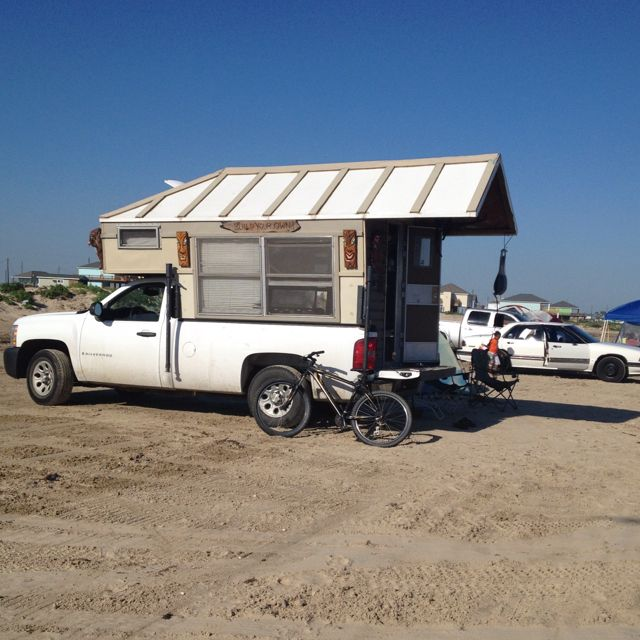 how to build a homemade camper