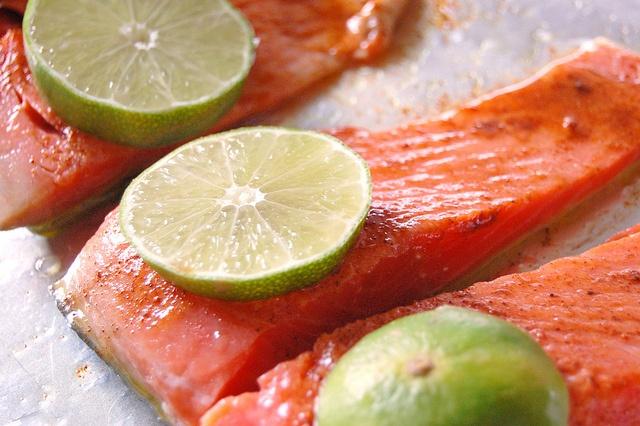 Chipotle Lime Salmon | Paleo Dinner Recipes | Pinterest