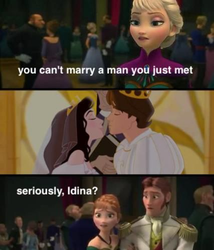 A different approach to Disney movies