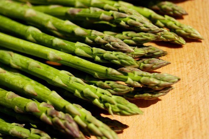 Asparagus and Pecorino | Veggies and Salad Recipes | Pinterest