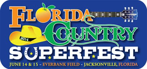 Florida Country Superfest Lineup