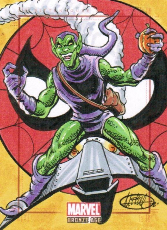 goblin comics