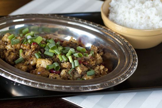 Black Pepper Tofu (*We love this recipe a lot....the key really is ...