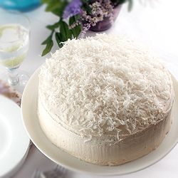 Gluten-Free Coconut Layer Cake | Dairy & (mostly) Gluten Free Recipes ...