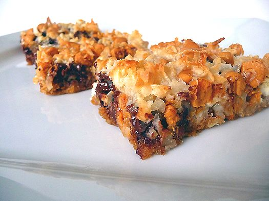 Seven layer bars it has been years since i have made these but i