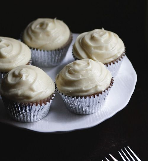 honey cupcakes | Sweet Tooth is Calling | Pinterest