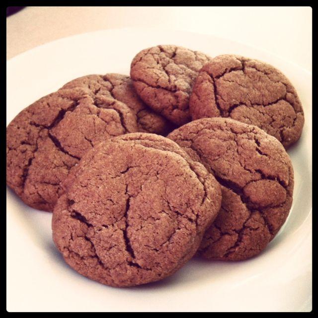 molasses cookies | Recipes..... | Pinterest