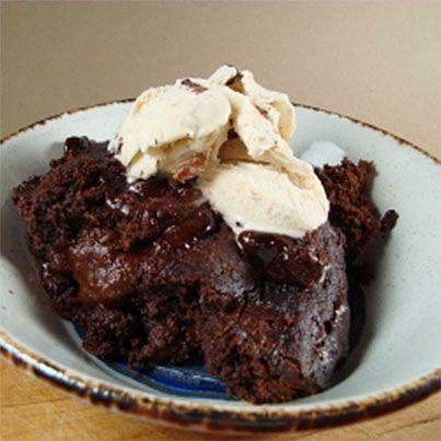 Hot Fudge Pudding Cake | Grub a dub dub | Pinterest