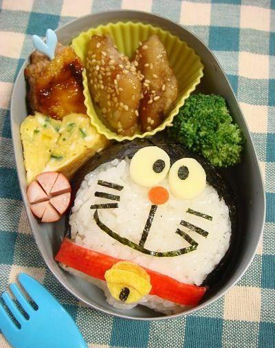 Doraemon Bento. S)