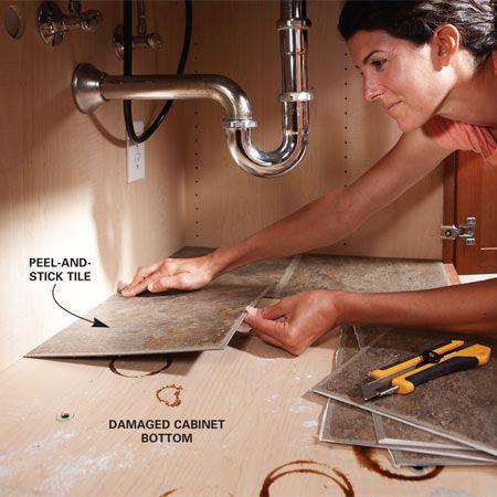 DIY Bathroom Fixes